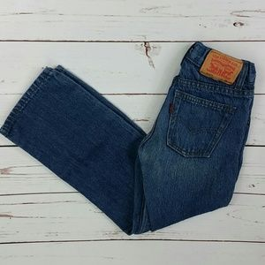 Levi's 514 Slim Straight Boys Jeans